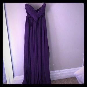Waters bridesmaid dress
